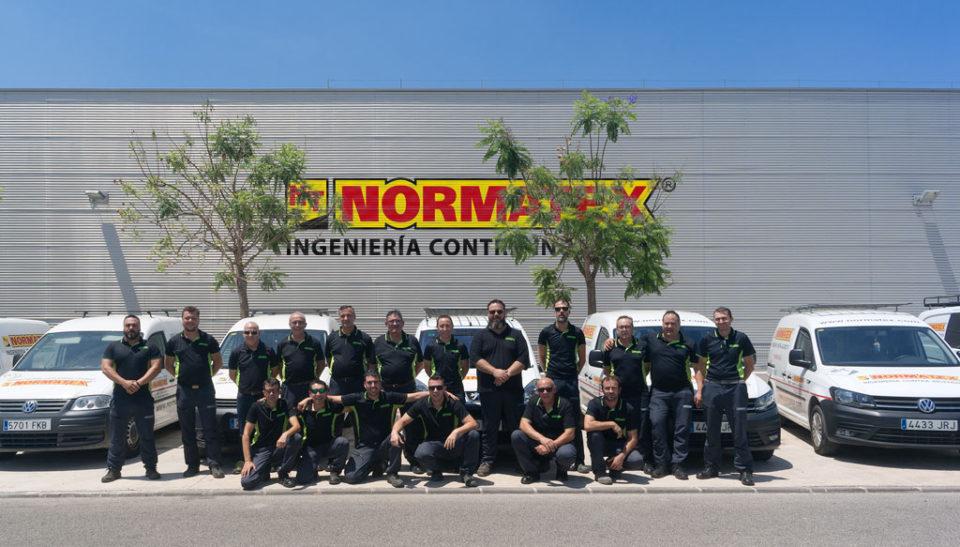 Equipo humano Normatex